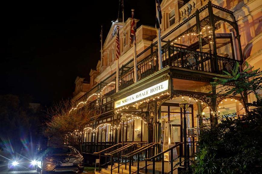 Penawaran Hotel Bournemouth Terbaik